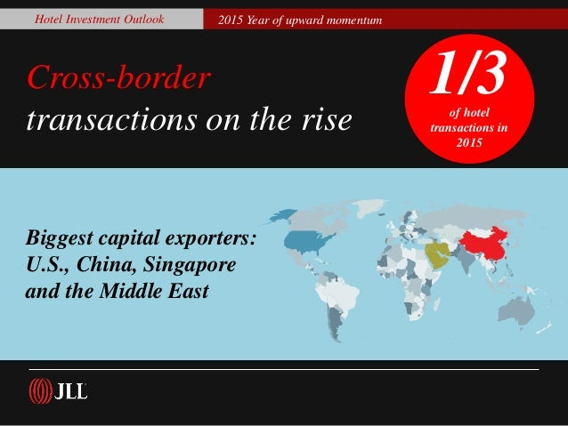 World investment outlook 2015