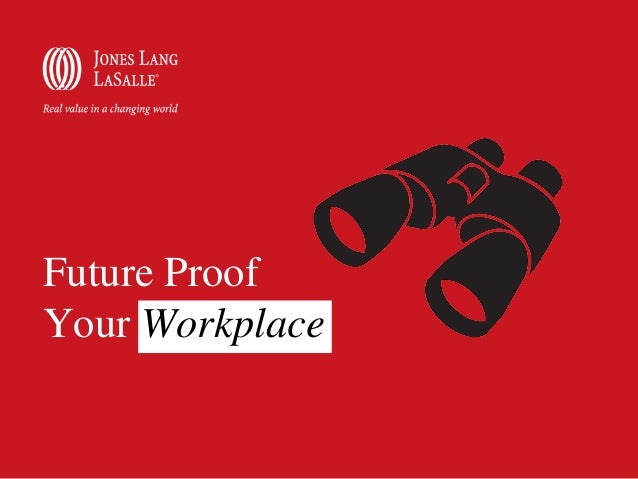 Future Proof Your Workplace