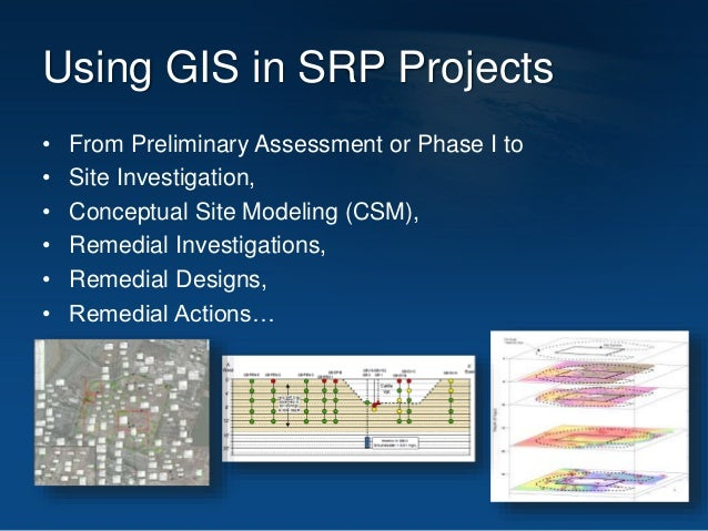 GIS Analysis For Site Remediation