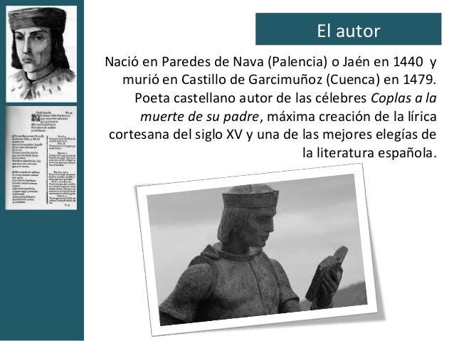 Jorge Manrique Slide 3