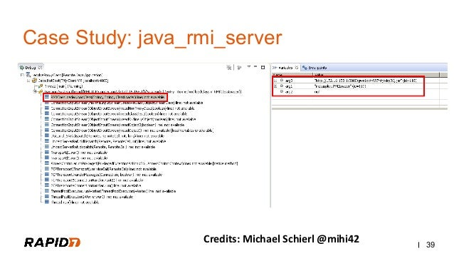 case study java rmi ppt