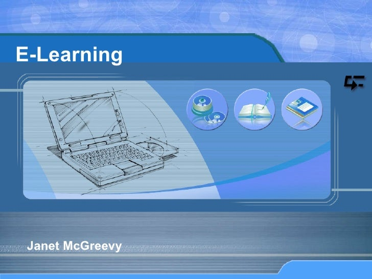 Janet McGreevy E-Learning