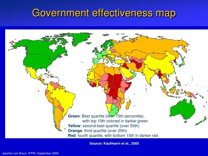 Emerging issues in developing countries food and agriculture challe 52 government effectiveness map sciox Images