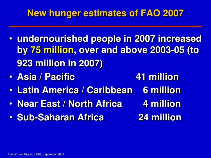 world food crisis its consequences and Charlotte rye august 2011 are we in a global food crisis 8 what is driving food price increases in order to understand the current issues surrounding the increase in food prices, it is important to first explore the world of global food commodities, and how the prices are determined.