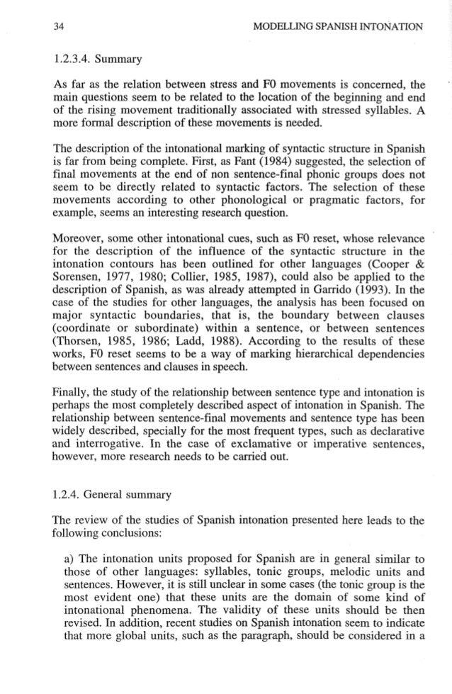 Colorful Resumen Spanish Translation Ornament Examples