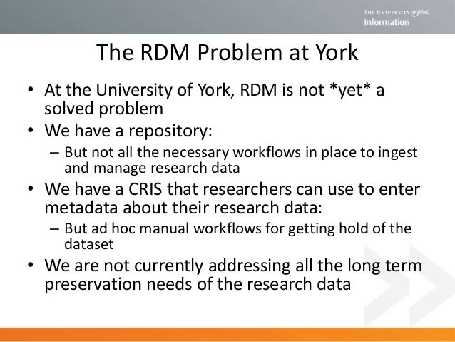 Jisc Research Data Management Shared Service Workshop: An institutional perspective Slide 2