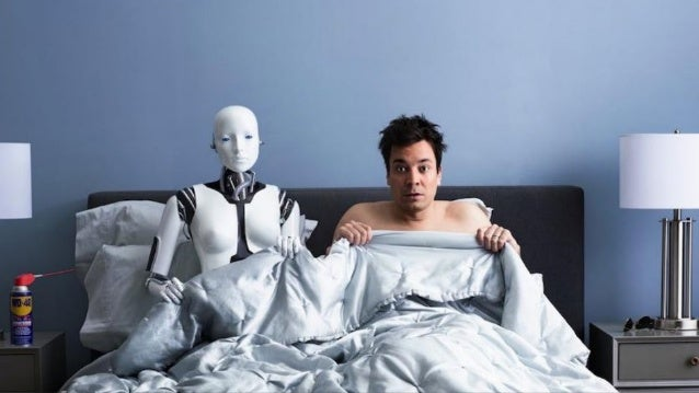 The Future of Robotics & Artificial Intelligence Slide 3
