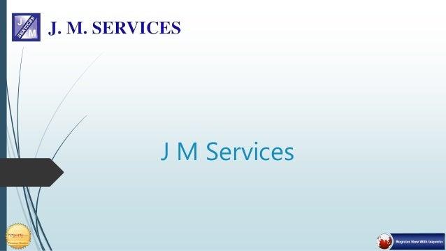 J M Services