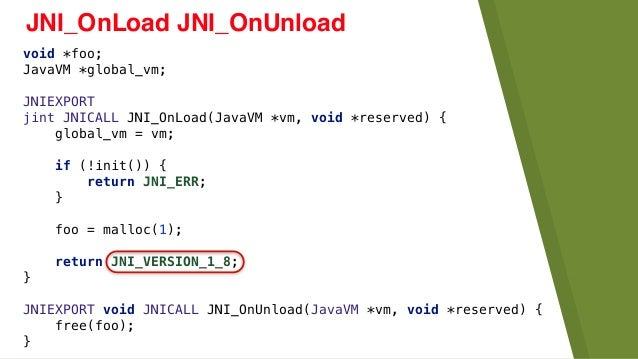 JNI - Java & C in the same project