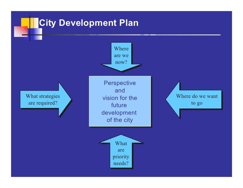 City Development Plan                         Where                        Where                        are we            ...