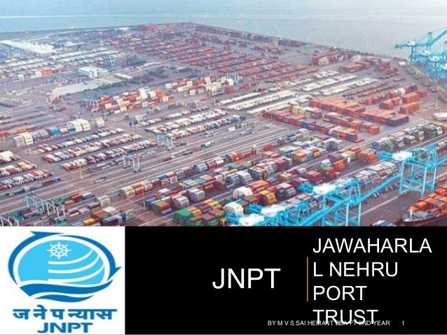 JNPT Trade Notice on Gate Automation