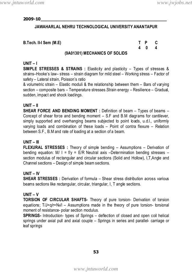 Career Kids My First Resume Resume Template Free. Jntua Mechanical  Engineering R09 Syllabus Book  Career Kids Resume