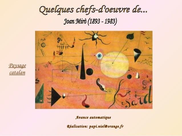 PaysagecatalanAvance automatiqueRéalisation: papi.niel@orange.fr