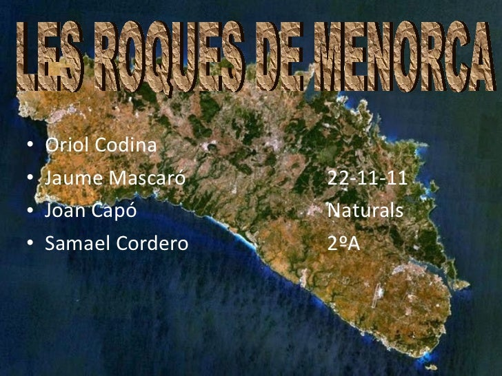 <ul><li>Oriol Codina </li></ul><ul><li>Jaume Mascaró  22-11-11 </li></ul><ul><li>Joan Capó Naturals </li></ul><ul><li>Sama...