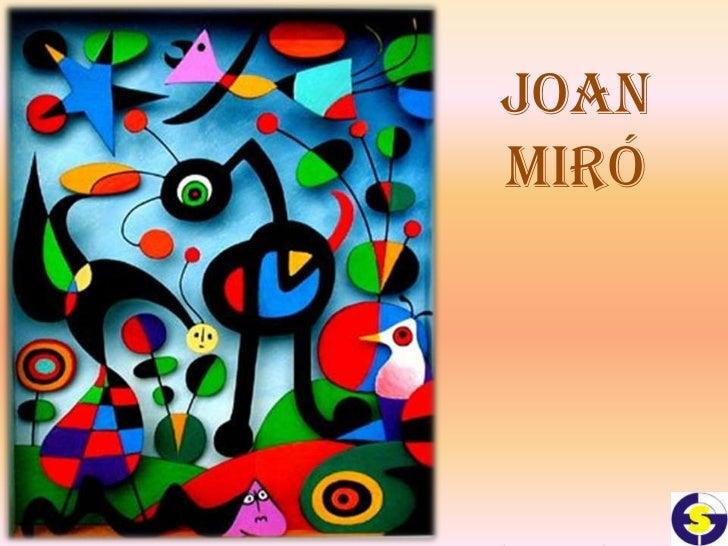 JoanMiró