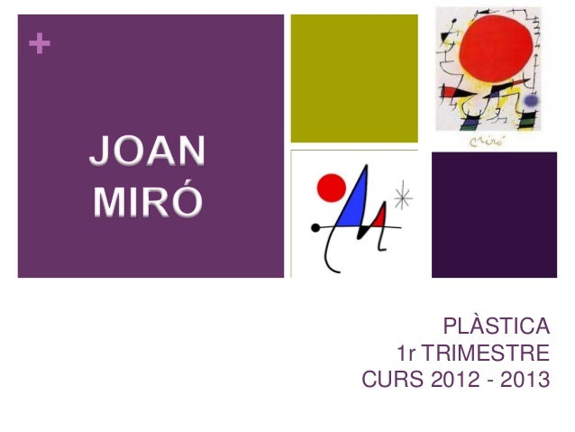 +          PLÀSTICA      1r TRIMESTRE    CURS 2012 - 2013