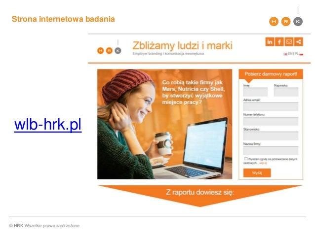 © HRK Wszelkie prawa zastrzeżone Strona internetowa badania wlb-hrk.pl