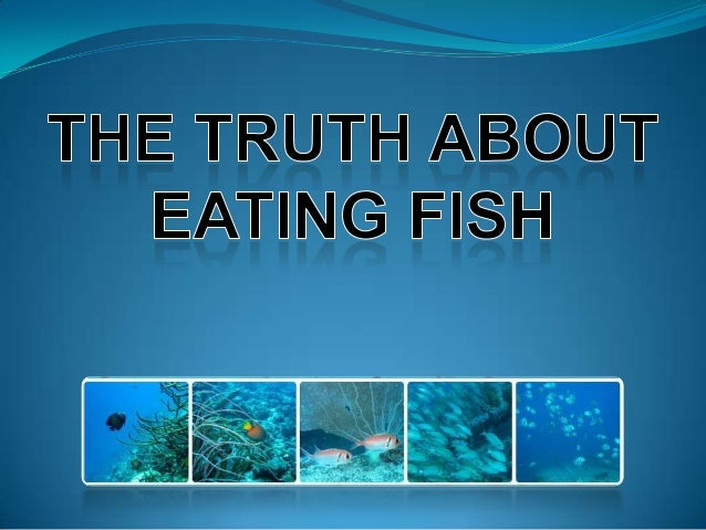  The average American eats 16 pounds of fish annually The 2010 USDA Guidelines recommend doubling the  amount of seafood...