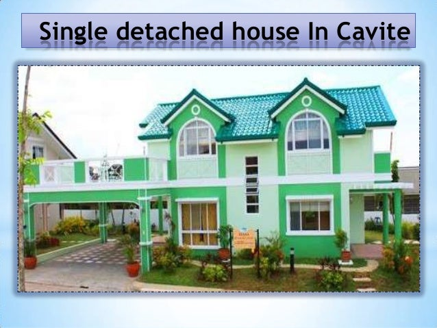Single detached house In Cavite