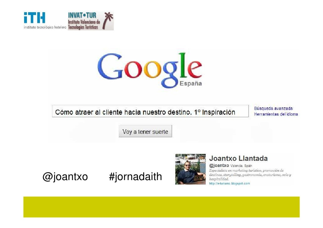 @joantxo   #jornadaith