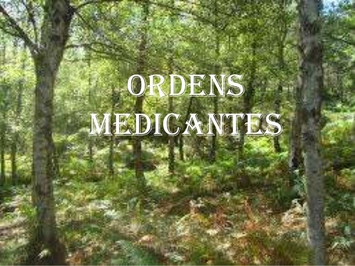 Ordensmedicantes