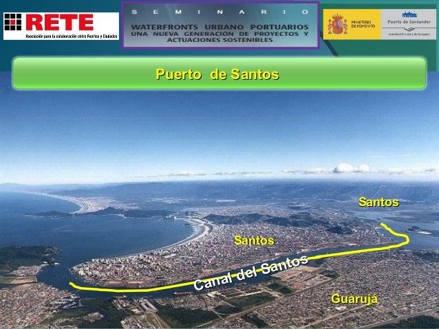 Puerto de Santos – El Hinterland Hinterland Primario Hinterland Secundario