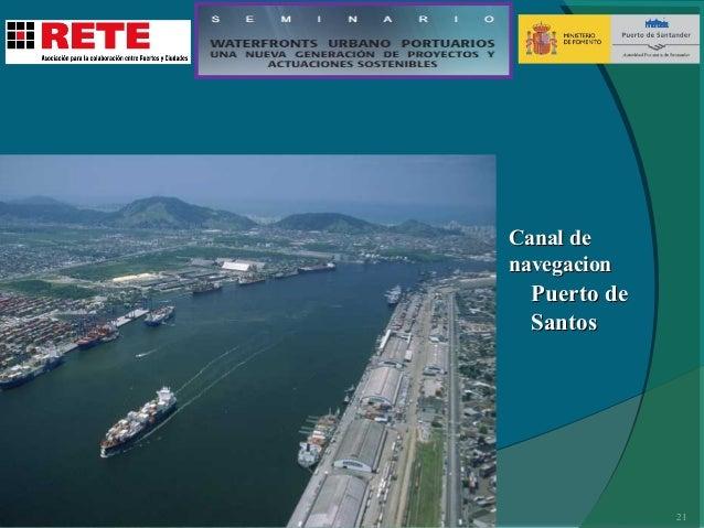 Puerto de Santos Cruzeiros  22