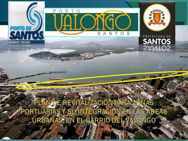 Recomendaciones AIVP I – Integración espacial 1. 2.  Garantizar el acceso a las áreas portuarias Cuidar de todos los lugar...