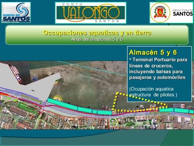 Propuestas conceptuales ya presentados a la Nueva Terminal de Cruceros y las actividades turísticas en la región Propuesta...