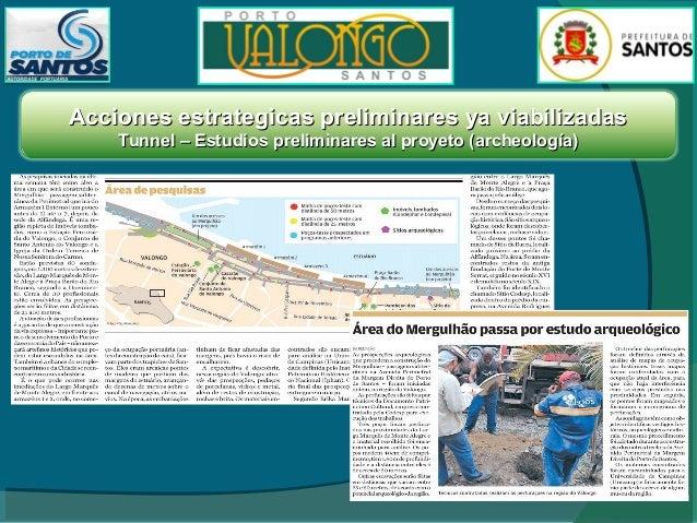 Proyeto Museo Pelé  Edifícios Petrobras  Almacén 1  Bulevar  Estación del Valongo  Ferrocarril segregado Pasaje suterráneo