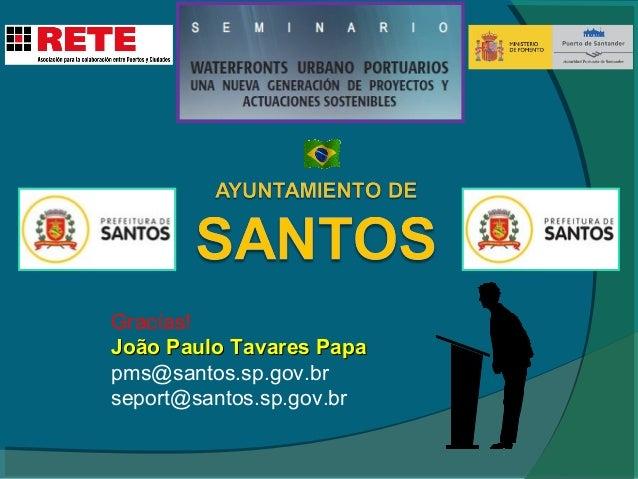 Joao Paulo Tavarez:
