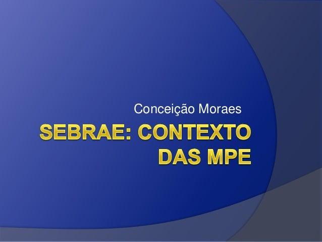 Conceição Moraes