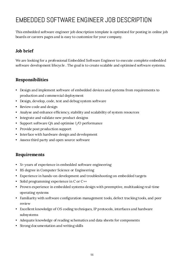 how to write job descriptions data engineer job description