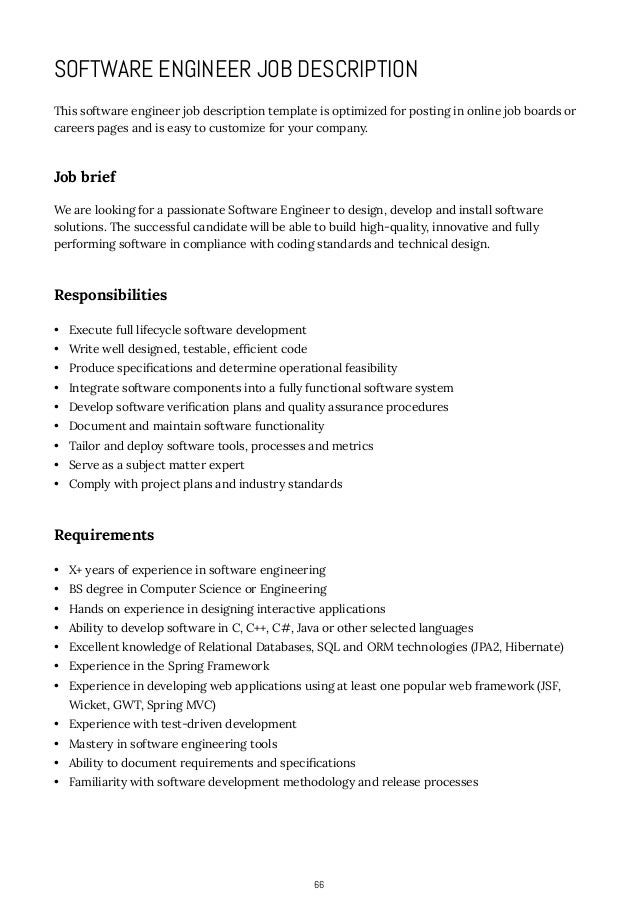 how to write job descriptions. Resume Example. Resume CV Cover Letter