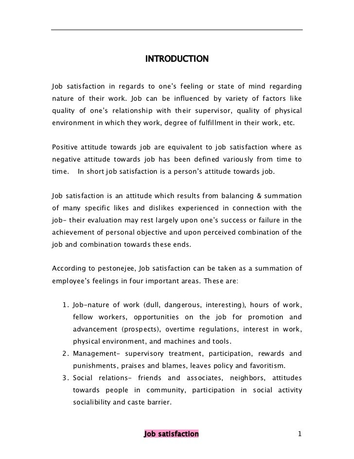 Review literature customer satisfaction project