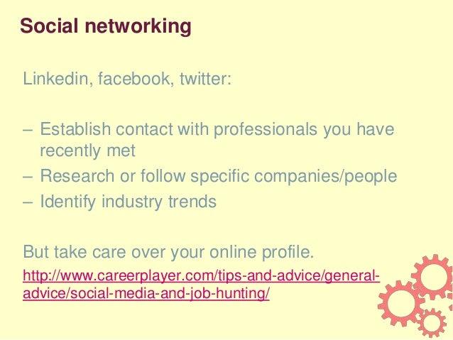 Social Networking Linkedin ...