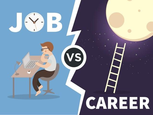 Job vs Career