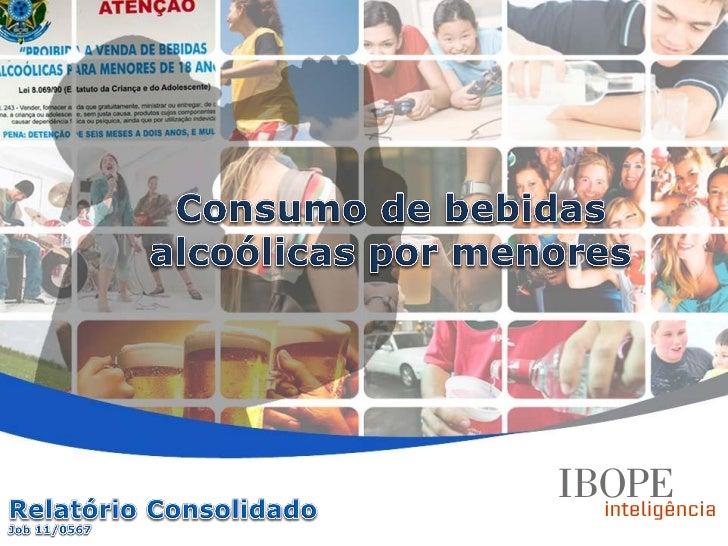 ApresentaçãoEste apresentação consolida os resultados dosestudos qualitativos e quantitativos, realizadospelo IBOPE Inteli...