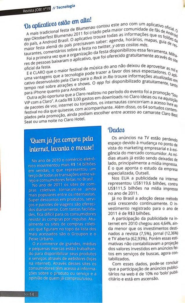 Revista Job N 19 BAIXA 55a29b470c