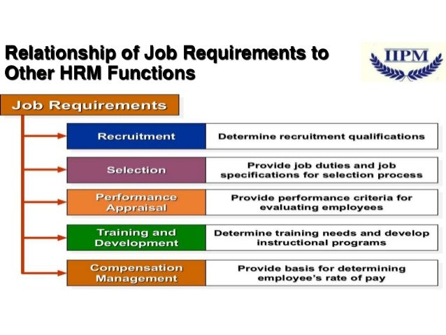 contribution of job analysis to hrm Recently published articles from human resource management review recently published articles from human resource management review menu search search search in: all webpages books employee recruitment and job search: towards a multi-level integration available online 26 february 2018.