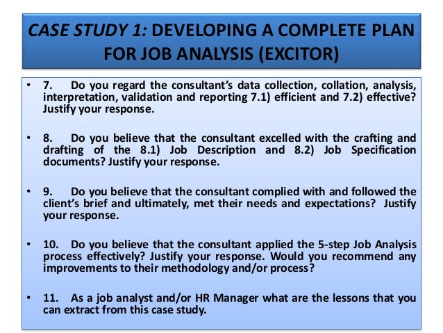 ksao for department manager Job analysis (also known as work managers use job analysis to determine the job's specific activities and the us department of labor published the.