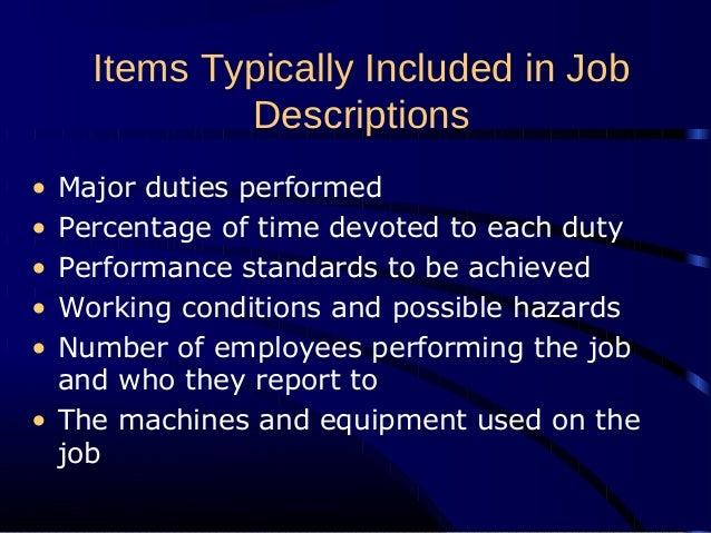 data analyst job duties