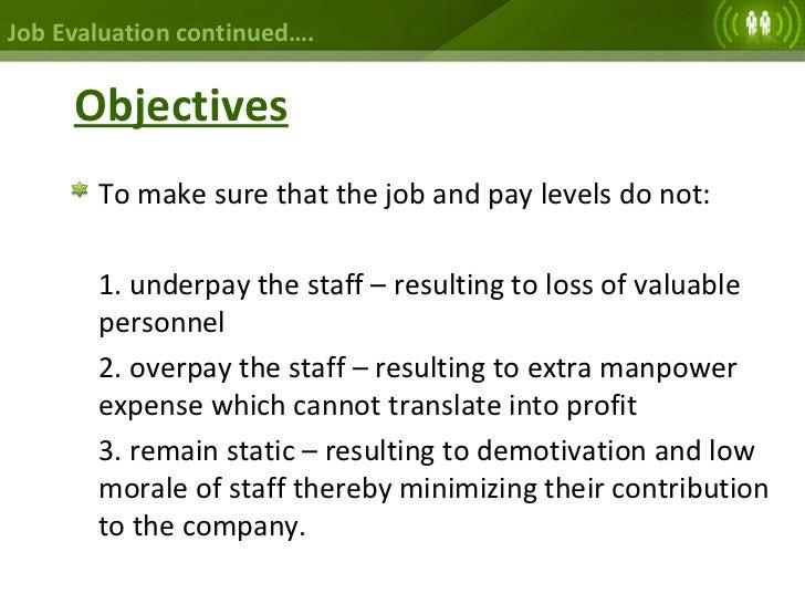 Job Analysis with Ja Plan