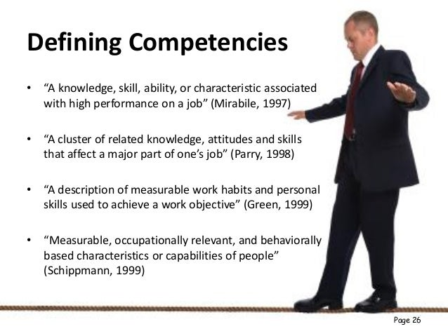 competencies job analysis Opm's job analysis methodology step 1: collect information about the job step 5: on the job analysis worksheet for competencies: a) have the smes individually rate the competencies on the importance, need at entry, and distinguishing value scales.