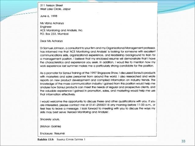 job application letters  u0026 resume