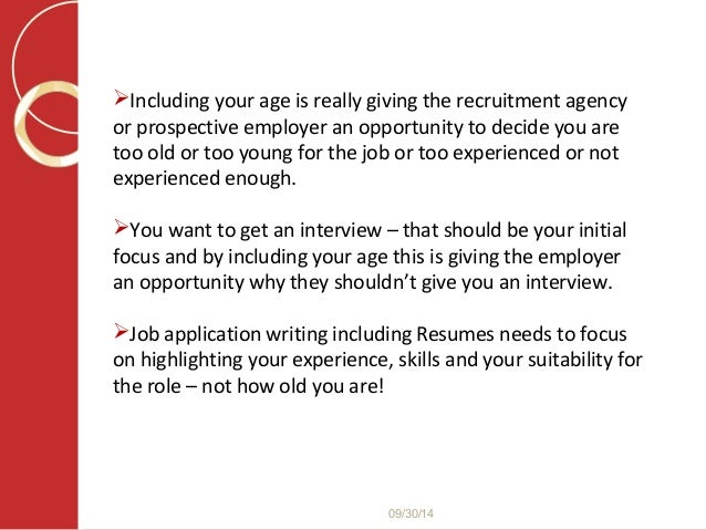 job application writing what not to include in your resume