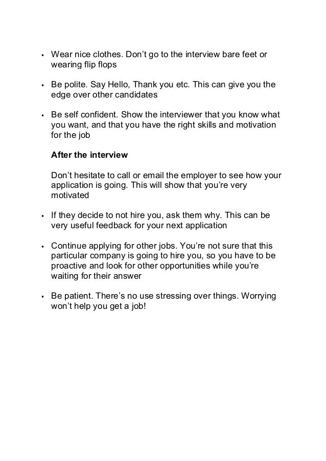 Guide: how to find a job in <a href=