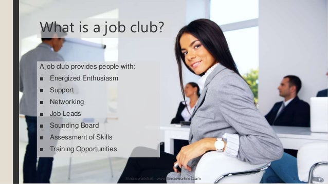 Job Search & Clubs