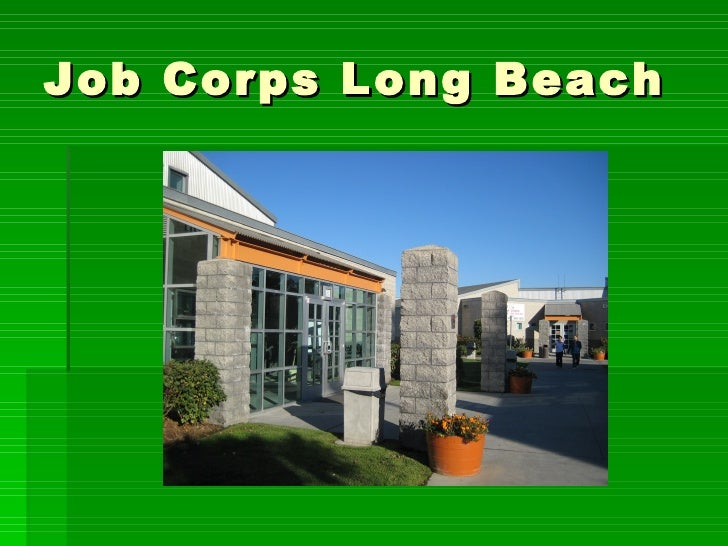 Job Corps Long Beach