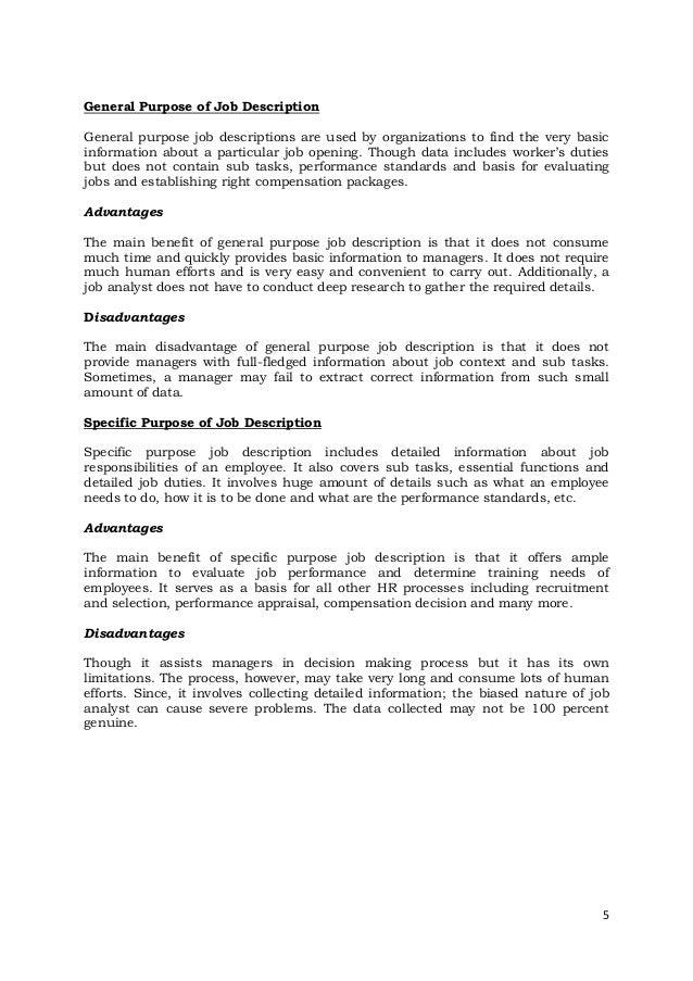 senior recruiter job description